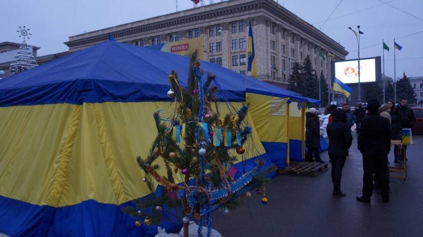На площади Свободы записали поздравление бойцам АТО (ФОТО), фото-6