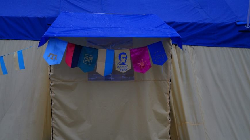 На площади Свободы записали поздравление бойцам АТО (ФОТО), фото-5