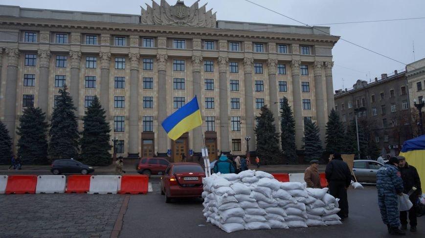 На площади Свободы записали поздравление бойцам АТО (ФОТО), фото-1