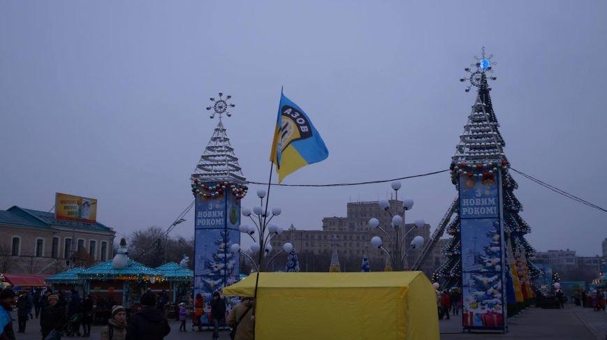 На площади Свободы записали поздравление бойцам АТО (ФОТО), фото-3