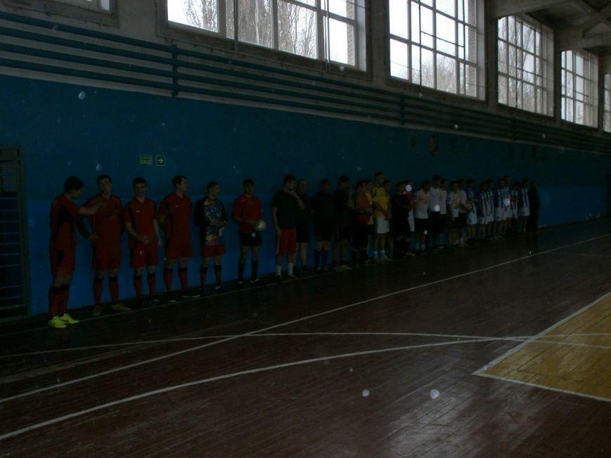 Новогодний мини-футбол в Славянске (фото) - фото 3