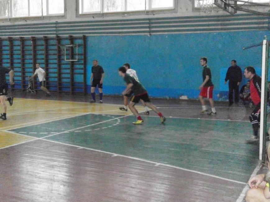 Новогодний мини-футбол в Славянске (фото) - фото 2