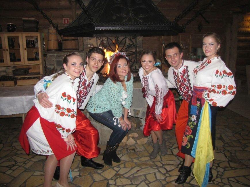 Творческий коллектив Сумского НАУ презентовал себя в Польше (фото) - фото 1