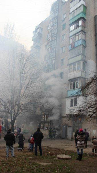 В Одессе на Котовского горела многоэтажка (ФОТО) (фото) - фото 1