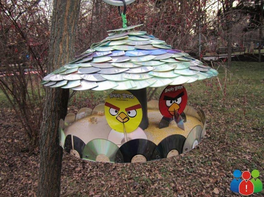Маленькие криворожане украсили новогодними игрушками парк Правды (ФОТО), фото-21