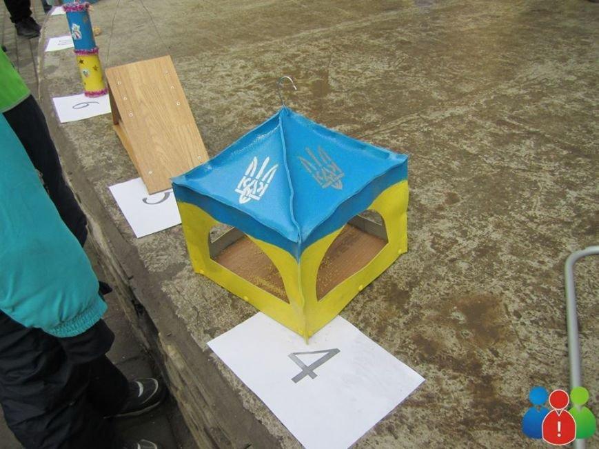 Маленькие криворожане украсили новогодними игрушками парк Правды (ФОТО), фото-17