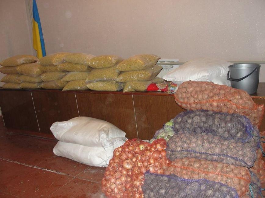 Армяне Украины передали продукты детям прифронтовых сел вблизи Мариуполя (ФОТО), фото-1