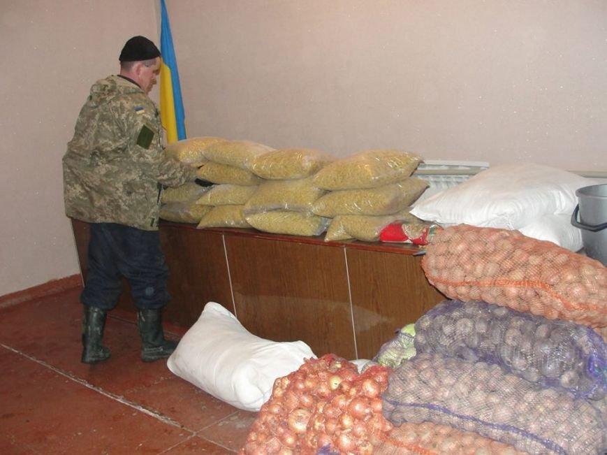 Армяне Украины передали продукты детям прифронтовых сел вблизи Мариуполя (ФОТО), фото-2