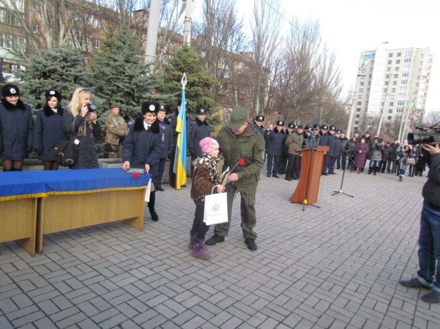 В Мариуполе с размахом отметили День милиции (ФОТО), фото-21