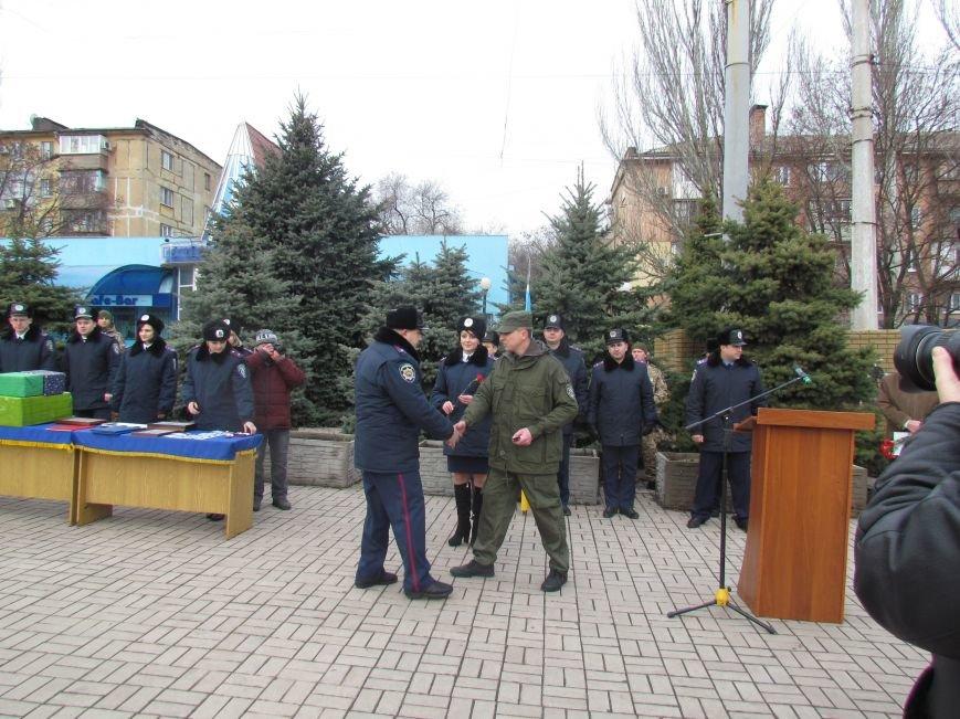 В Мариуполе с размахом отметили День милиции (ФОТО), фото-12