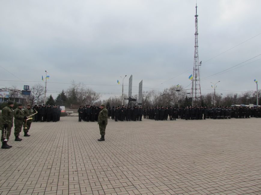 В Мариуполе с размахом отметили День милиции (ФОТО), фото-8