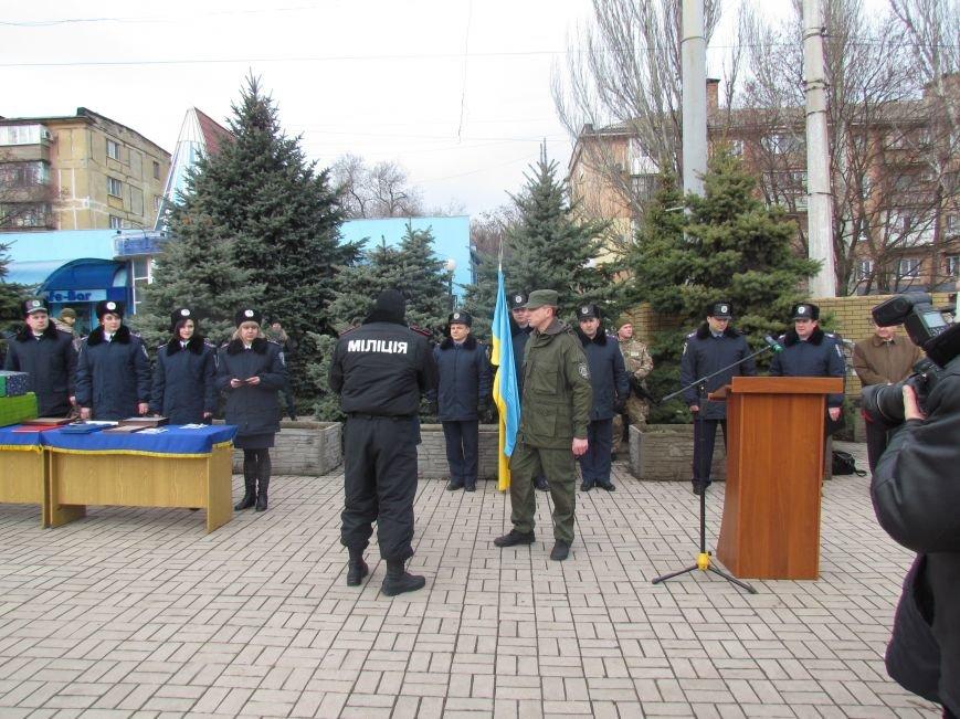 В Мариуполе с размахом отметили День милиции (ФОТО), фото-15