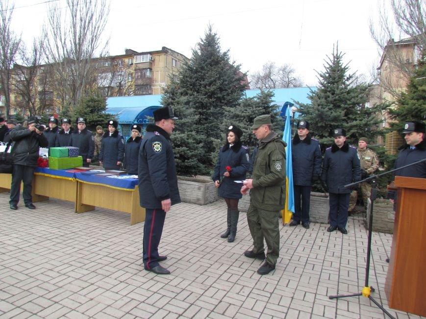 В Мариуполе с размахом отметили День милиции (ФОТО), фото-13