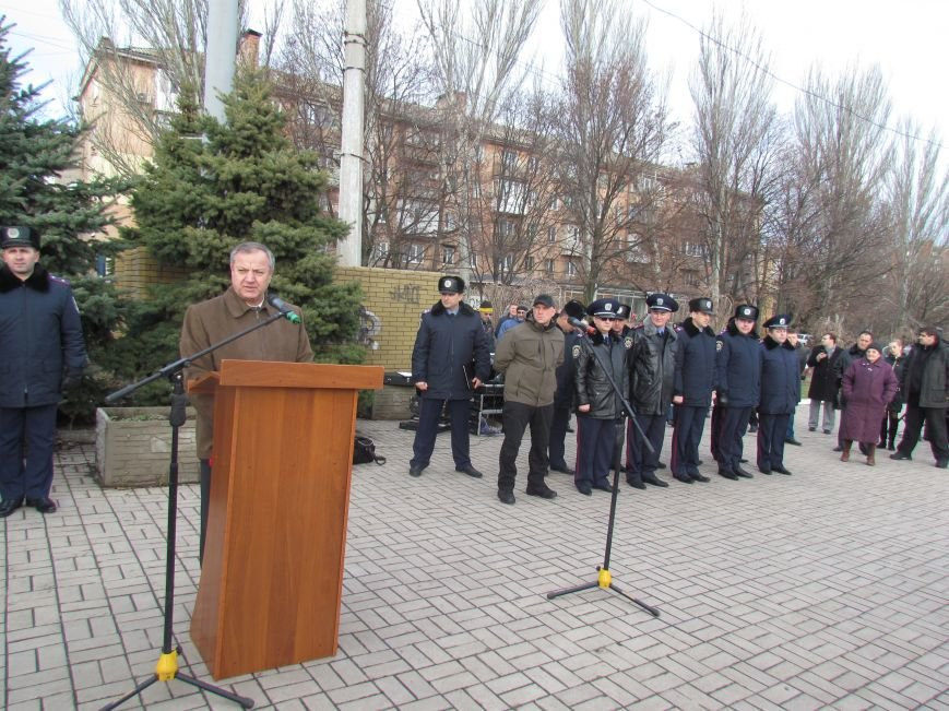 В Мариуполе с размахом отметили День милиции (ФОТО), фото-16