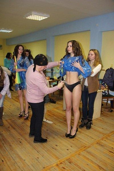 Фоторепортаж: как в Березовке выбирали «Мисс Принеманье-2014» (Фото) (фото) - фото 2