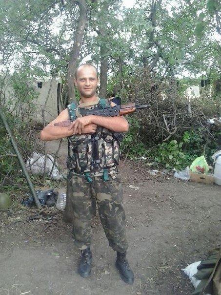 Завтра в Кривом Роге простятся с бойцом 40 батальона Константином Нечепуренко, погибшим в зоне АТО (фото) - фото 1
