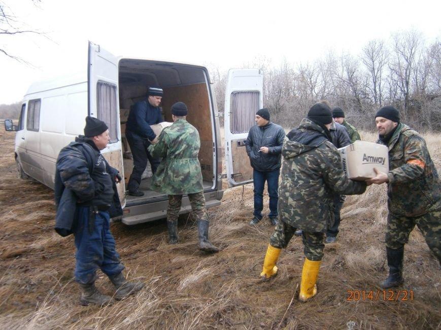 Бойцы 17 танковой бригады поблагодарили своих маленьких волонтеров за поддержку (ФОТО) (фото) - фото 1
