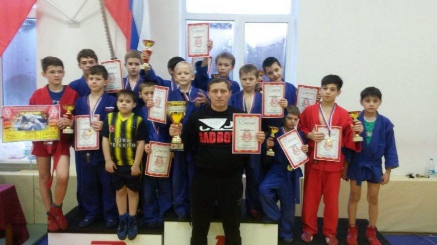 Спортсмены ФОК «Фокус»  Домодедово победили на трёх турнирах за один день (фото) - фото 1