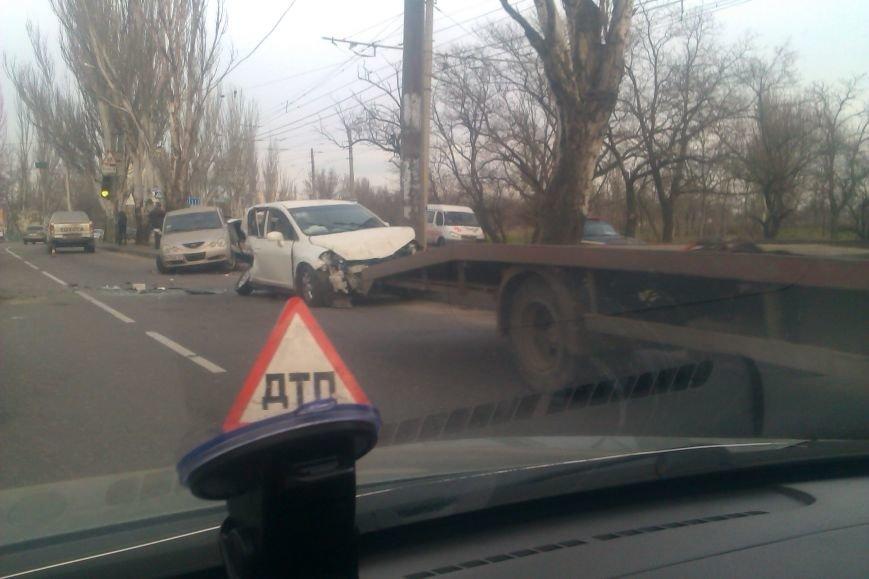 В Одессе на Лузановке серьезная авария (ФОТО) (фото) - фото 1