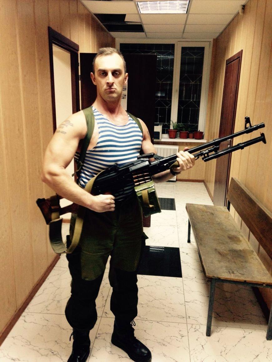 Запорожский сепаратист Листопад снова замечен в сети (ФОТО) (фото) - фото 3