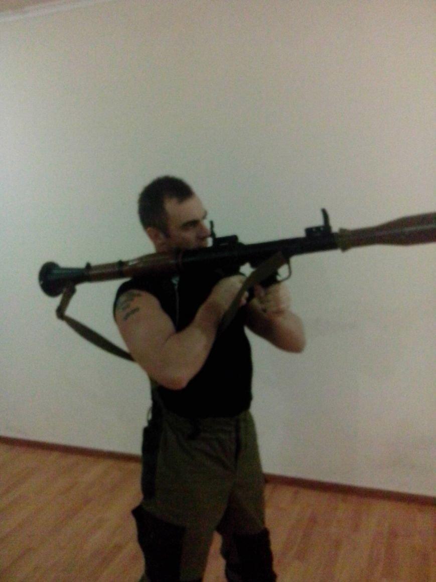 Запорожский сепаратист Листопад снова замечен в сети (ФОТО), фото-2
