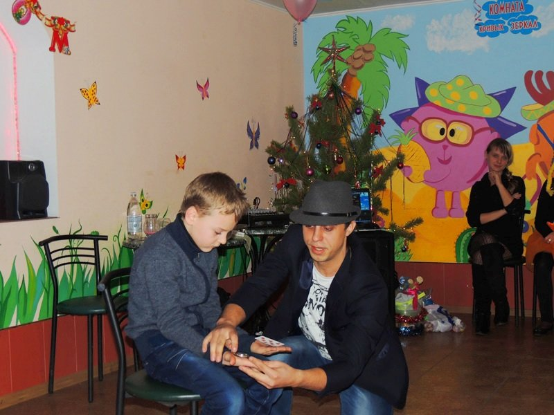 День рождения кафе «Малибу» в Доброполье (фото) - фото 3