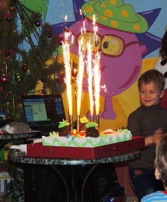 День рождения кафе «Малибу» в Доброполье (фото) - фото 4