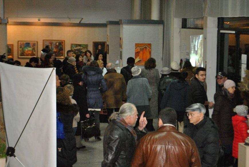Запорожье - Сумы: художники с особенными потребностями обменялись картинами и открыли выставки (ФОТО) (фото) - фото 3