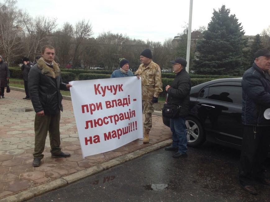 Кучука в память о майдане наградили елкой (ФОТО), фото-2