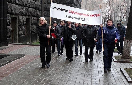 Запорожский профсоюз милиции требует отставки замминистра Чоботаря (ФОТО) (фото) - фото 1