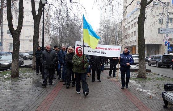 Запорожский профсоюз милиции требует отставки замминистра Чоботаря (ФОТО) (фото) - фото 2