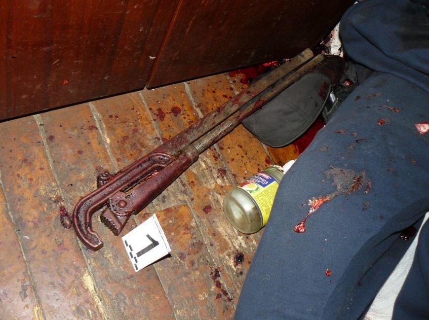 Подробности зверского убийства произошедшего в Днепродзержинске по улице Подольская (фото) - фото 1