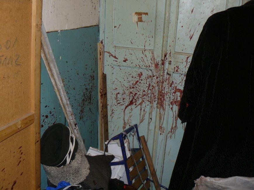 Подробности зверского убийства произошедшего в Днепродзержинске по улице Подольская (фото) - фото 3