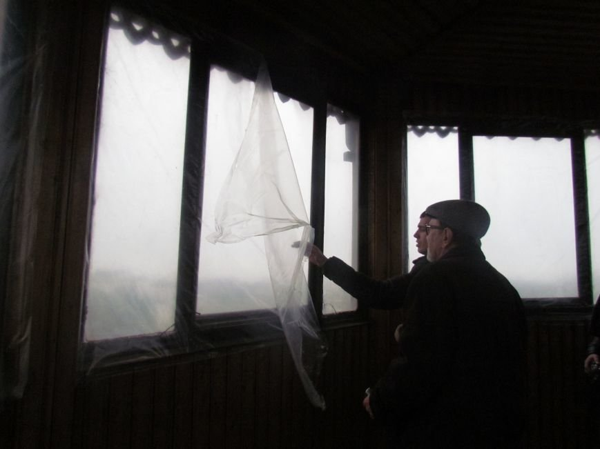 Мариупольцам показали, как разместился горсовет в водонапорной башне (ФОТОРЕПОРТАЖ), фото-12