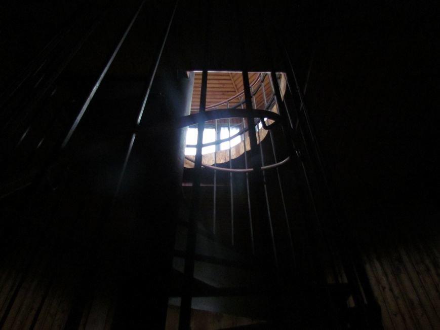 Мариупольцам показали, как разместился горсовет в водонапорной башне (ФОТОРЕПОРТАЖ), фото-11