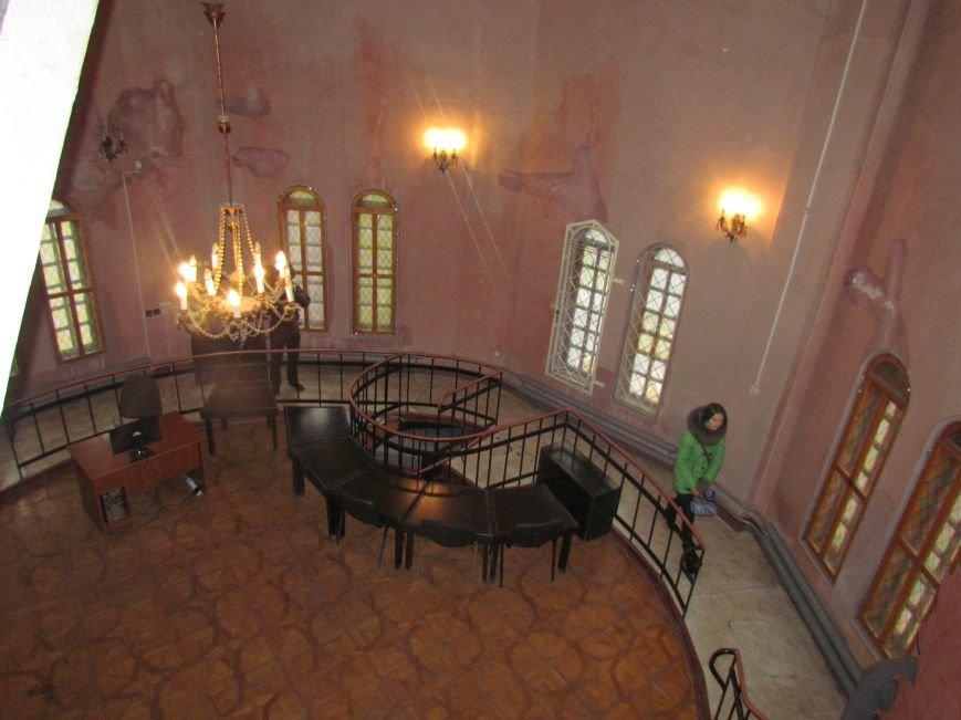 Мариупольцам показали, как разместился горсовет в водонапорной башне (ФОТОРЕПОРТАЖ), фото-10