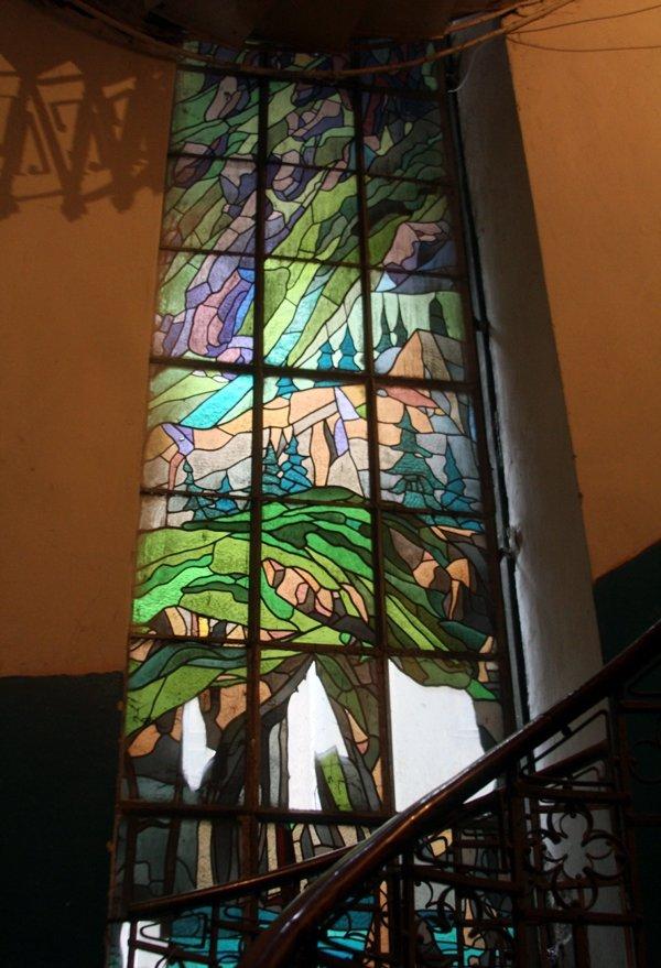 У Львові за 110 тисяч гривень відреставрують старовинний вітраж (ФОТО) (фото) - фото 1