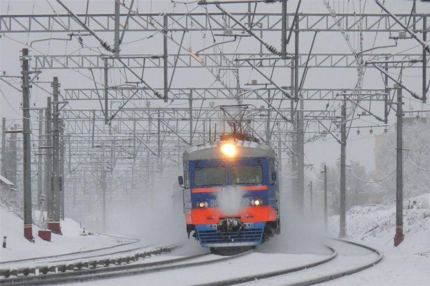 Изменения в расписании электричек Москва- Домодедово-Ожерелье в Новогодние праздники (фото) - фото 1