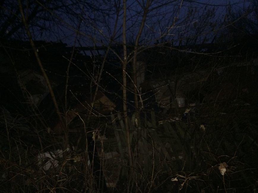 В Донецке взорвался дом - погибли трое человек (ФОТО), фото-4