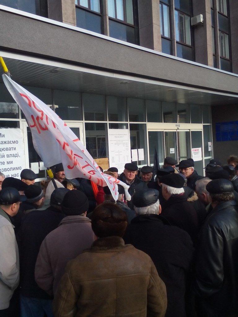 Криворожские чернобыльцы пригрозили массовыми протестами, если у них отнимут льготы, фото-2