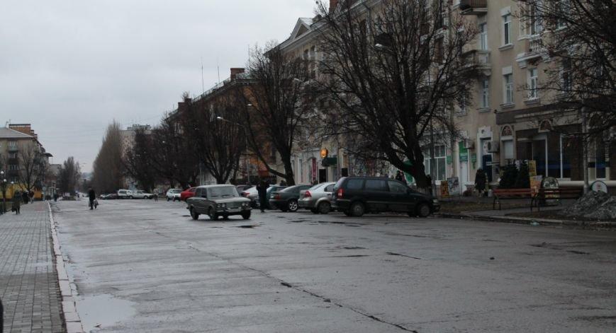 Артемовскую «топталовку» закроют для машин к Новому году, фото-1