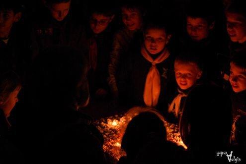 Як полтавські пластуни день Святого Миколая відзначали (фото) - фото 1