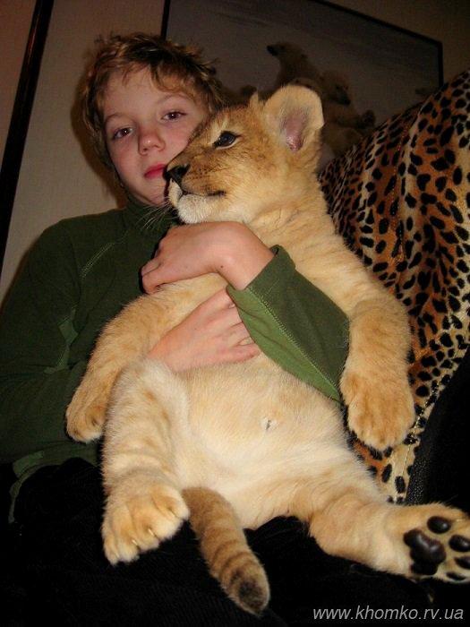 У Рівненському зоопарку організували свято для дітей з прийомних сімей (фото) - фото 6