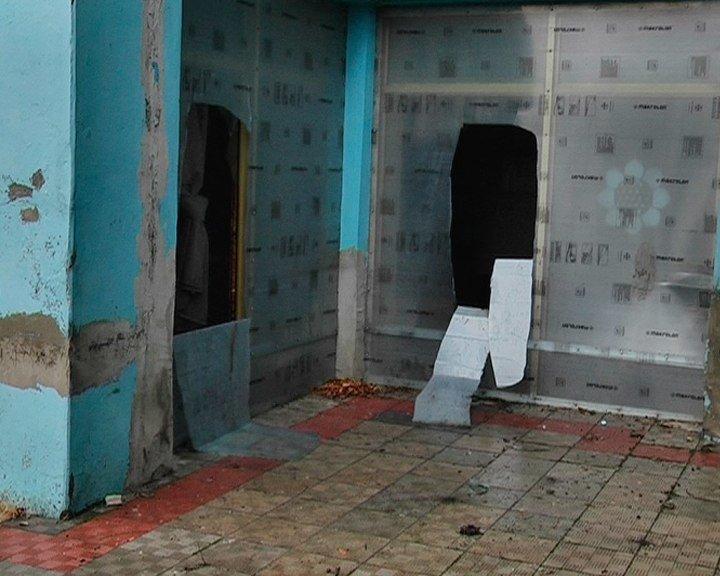 Подробности инцидента в Запорожском институте масличных культур (ФОТО), фото-1