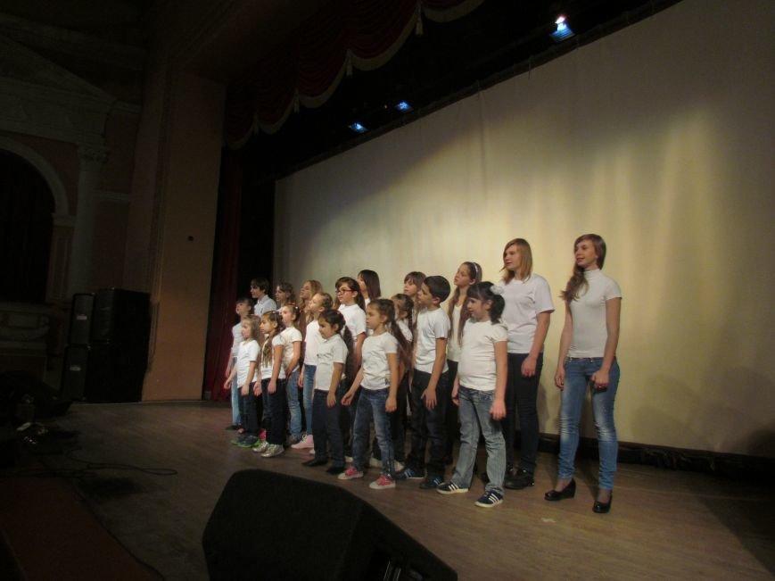 Мариупольские дети спели о мире (ФОТО+ВИДЕО), фото-3