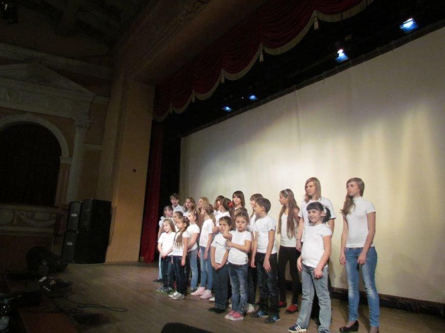 Мариупольские дети спели о мире (ФОТО+ВИДЕО), фото-1