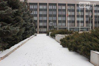 В Кривом Роге «Дэу Ланос» влетел в припаркованный «Ниссан», чернобыльцы пригрозили протестами, а сессию горсовета перенесли, фото-3