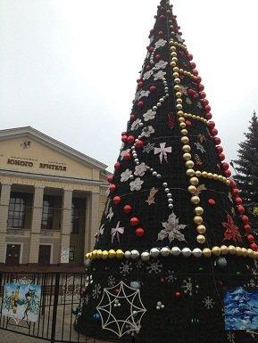 Уже скоро - открытие главной городской елки. Не пропусти! (фото) - фото 1