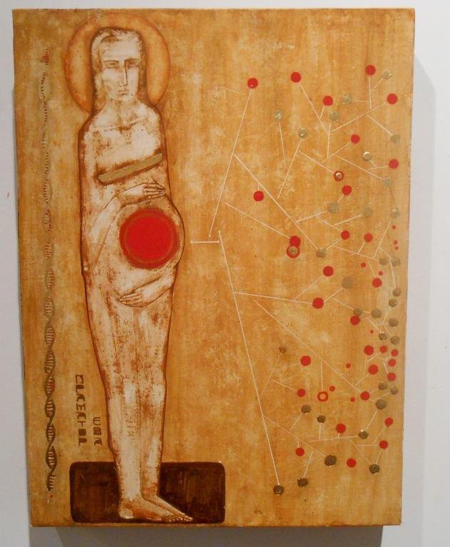 Майже півсотні ікон представили на виставці у тернопільській галереї «Бункермуз» (фото) (фото) - фото 1