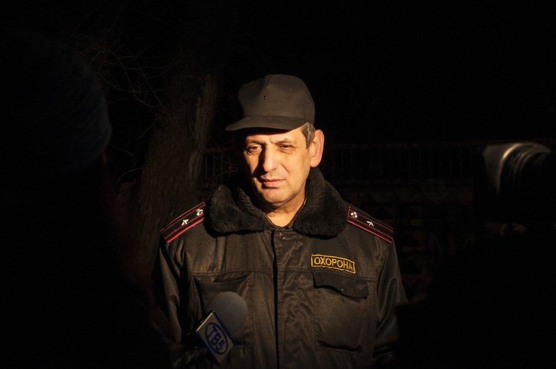 ФОТОРЕПОРТАЖ: Запорожская Самооборона Майдана провела показательные учения с захватом здания (фото) - фото 2